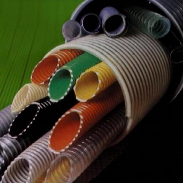Mangueras PVC y racores