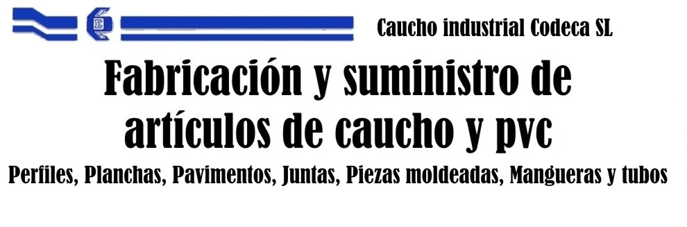 Caucho Industrial Codeca